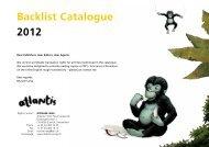 Backlist Catalogue 2012 - Orell Füssli