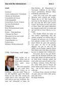 Petri-Bote 2012.01, Layout 5 - evangelisch-in-qi.de - Page 2