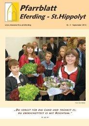 Pfarrblatt 09_12 - Pfarre Eferding - Diözese Linz