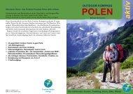 outdoor kompass polen - FlussInfo