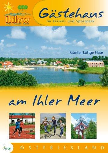 am Ihler Meer - Ihlow Tourismus