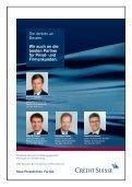 Das Wirtschaftsmagazin der Zentralschweiz - akomag - Page 2
