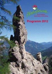 Programm 2012