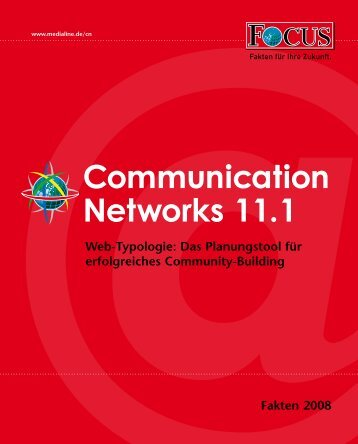 Communication Networks 11.1 - FOCUS MediaLine