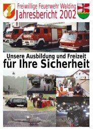 Freiwillige Feuerwehr Walding