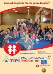 Programm der Ortsgruppe Kinderfreunde Walding für Herbst 2012