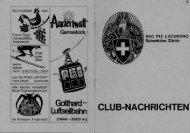1966 Nummer 9 - SAC Sektion Manegg