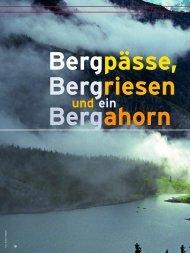 Im Reich der Dreitausender um die Blümlisalp im Berner Oberland