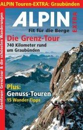 Grenztour-Graubünden - Alpin.de