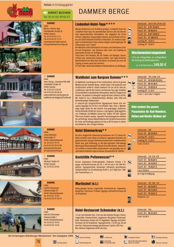 OLM Reisejournal 2006