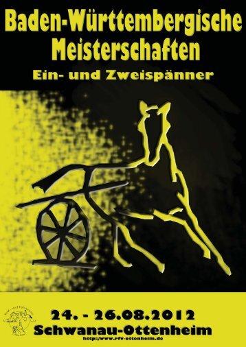 Fahrprüfungen Kl. S - Reit- und Fahrverein Ottenheim eV