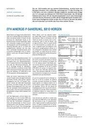 efh minergie-p-sanierung, 8810 horgen - Solar Agentur Schweiz
