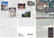 Vom Albispass zum Kloster Kappel (PDF, 2 MB