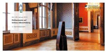 Unvergessliche Erlebnisse - Dresdner Philharmonie
