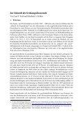 Zur Zukunft der Ordnungsökonomik - Walter Eucken Institut - Seite 2