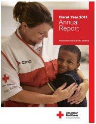 2011 Annual Report - American Red Cross