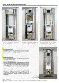 Folder Huter Schachtinstallationselemente - Geberit Huter GmbH - Seite 4