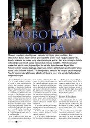 Robotlar Yolda (Pdf.)