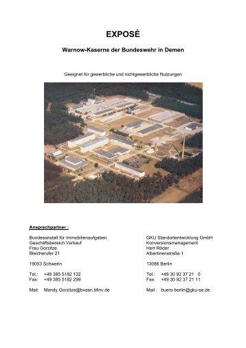 EXPOSÉ - GKU Standortentwicklung GmbH