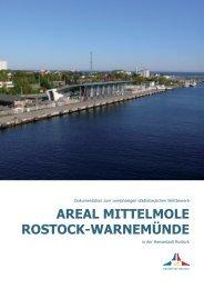 AREAL MITTELMOLE ROSTOCK-WARNEMÜNDE - Hansestadt ...