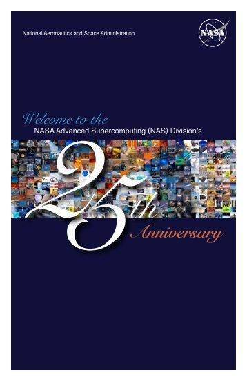speaker bios - NAS - Nasa