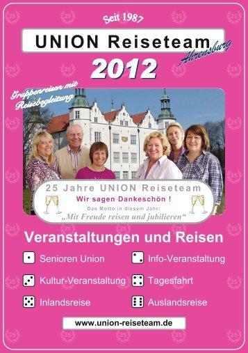 UNION Reiseteam Ahrensburg