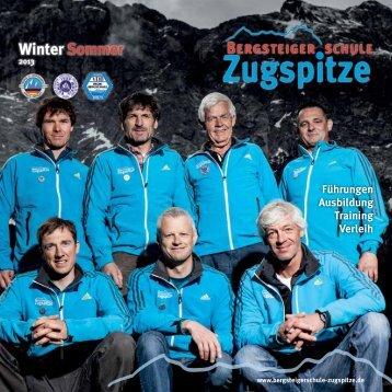 Bergsteigerschule Zugspitze