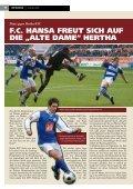 Hertha - FC Hansa Rostock - Seite 6