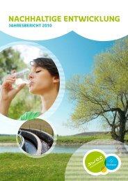 nachhaltige entwicklung in Der eurawas - Eurawasser Nord GmbH ...