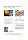 Das Magazin - Winter 2011/2012 - Hotel Holzleiten - Seite 3