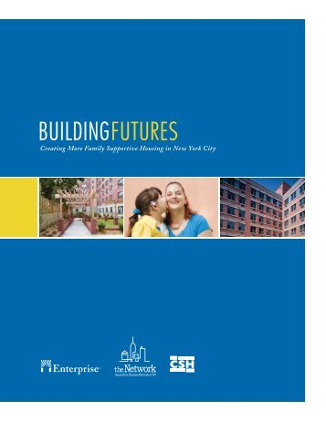 Building Futures - Corporation for Supportive Housing