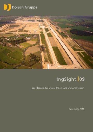 IngSight 09 - Dezember 2011 - Dorsch Gruppe