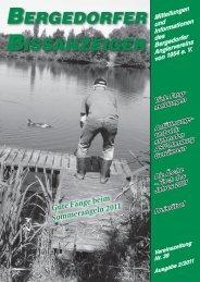 Ausgabe 2/2011 - Bergedorfer Anglerverein