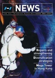 VSL-Intrafor News 2003 N°1