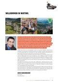 Gnüss d'heimAt - Nordostschweizerisches Jodlerfest Wattwil 2013 - Seite 5
