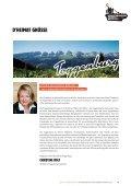 Gnüss d'heimAt - Nordostschweizerisches Jodlerfest Wattwil 2013 - Seite 7