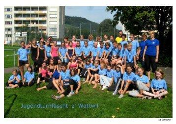 Jugendturnfäscht z' Wattwil - STV Gams