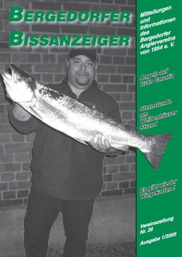 Fangstatistik - Bergedorfer Anglerverein