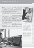 Jahresbericht 2011 Dorfkorporation Wattwil - Thurwerke AG - Seite 5