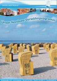 Hausprospekt (pdf) (ca. 2 MB) - Hotel Deichgraf