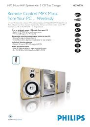 Remote Control MP3 Music from Your PC ... Wirelessly - Onyougo.com