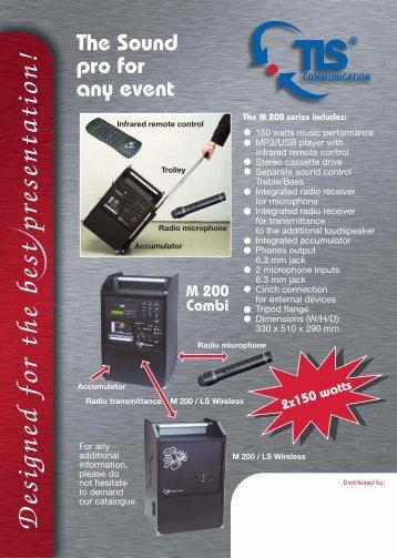 M 200 Wireless.pdf - TLS Communication GmbH