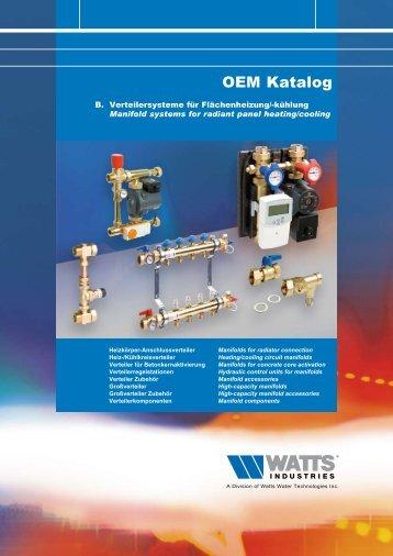 B - Watts Industries