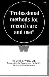Cecil E Watts Dust Bug - SMART Devices, Inc. Website