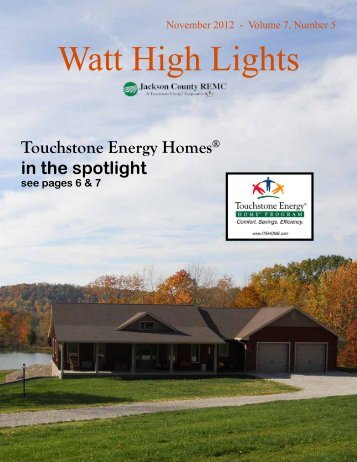 Watt High Lights - Jackson County REMC