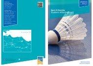 Student Information - Heriot-Watt University