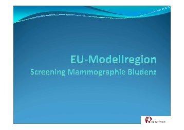 Hollenstein mammographie-Screening - aks