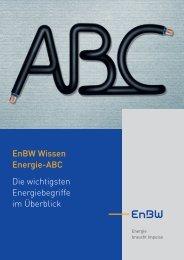 EnBW Wissen Energie-ABC Die wichtigsten Energiebegriffe im ...