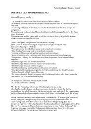 Vorteile der Marmorheizung.pdf - Natursteinhandel MARMI e GRANITI