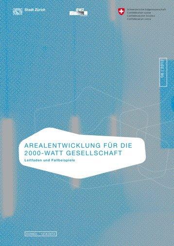 2000-W-G, arealentwicklung - Gleis Nord